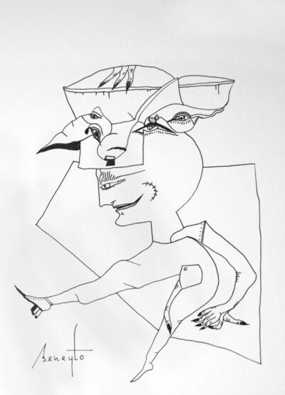 Antonio Beneyto, 'Personajes Postistas 05', 2013