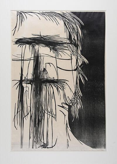 Leonard Baskin, 'Dead Saint', 1960