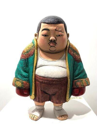 Kim Won Geun [김원근], 'Boxer', 2019