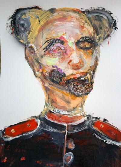 Juliane Hundertmark, 'Head 1', 2020