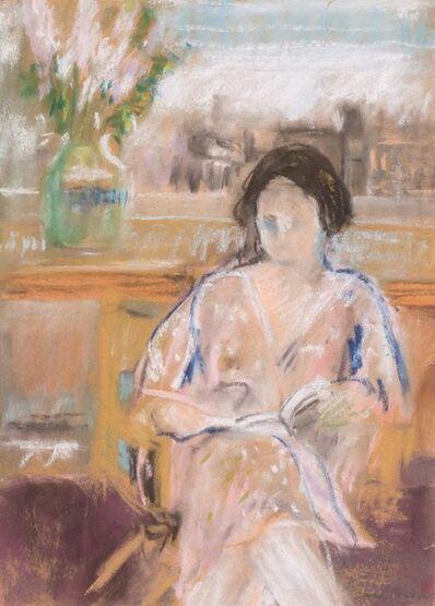 Jane Freilicher, 'Woman Reading', circa 1960