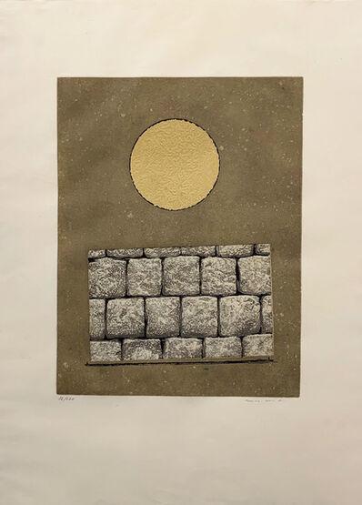 Max Ernst, 'Le plus beau mur de mon royaume ', 1972