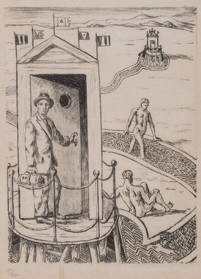 Giorgio de Chirico, 'L'ospite misterioso'