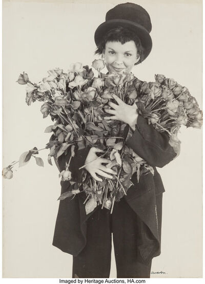 Richard Avedon, 'Judy Garland'