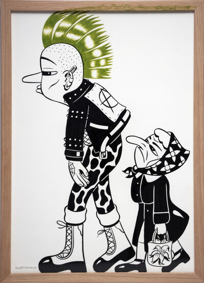 HuskMitNavn, 'Punk', 2020