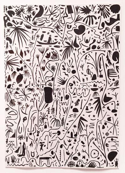 Alexander Kori Girard, 'Whisper to The Plants', 2015