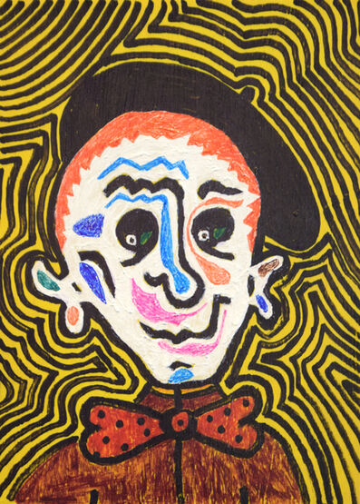 Robin Taylor, 'The French Clown', 2016