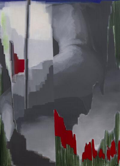 Jin Haofan 金浩钒, 'Stride', 2018