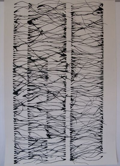 Denise Mc Cabe, 'Breath Drawing', 2018