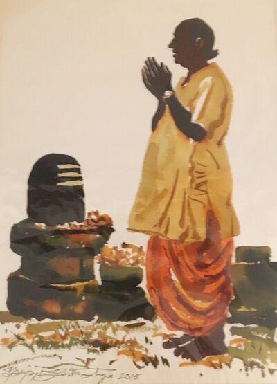 Sanjay Bhattacharya, 'Untitled ', 2018