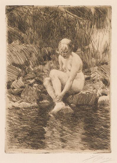 Anders Leonard Zorn, 'Dagmar (Hjert 263. Asplund 390.250)', 1912