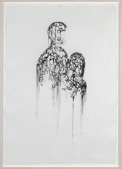 Jaume Plensa, 'Shadows I', 2011