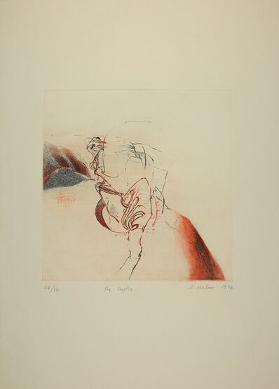 Nalini Malani, 'The Sceptic', 1974