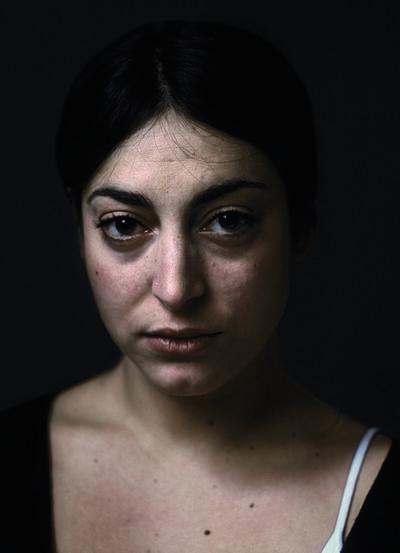 Craigie Horsfield, 'Lucia Donadio Piazza Enrico  De Nicola Napoli, Febbraio 2008', 2008