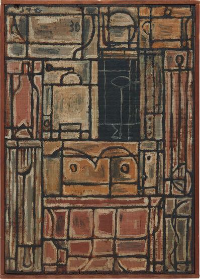 Joaquín Torres-García, 'Untitled', 1930