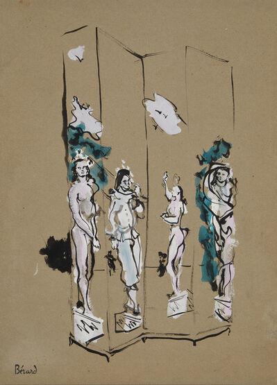 Christian Berard, 'Paravent de Ballet'