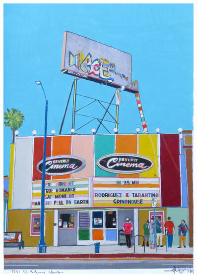 Fabio Coruzzi, 'This Is Beverly Cinema', 2017