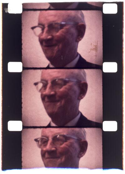 Jonas Mekas, 'Douglas Sirk at his retrospective at MOMA, NYC c. 1980 ', 2013