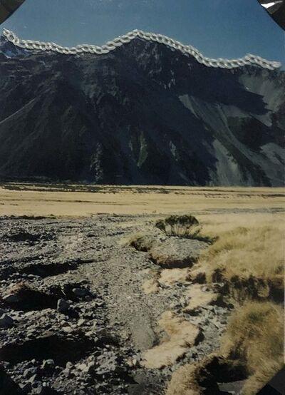 Lydia See, 'A Walk I took to Mt. Cook, NZ (Joan, 1995)', 2016