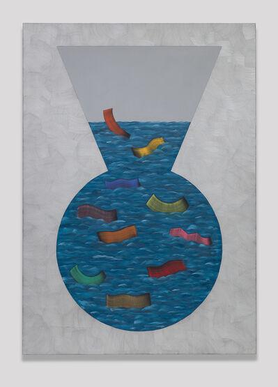 Alex Olson, 'Vessel (with Fish)', 2017
