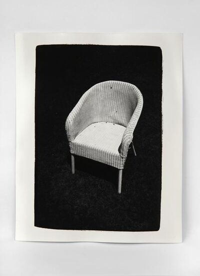 Andy Warhol, 'Wicker Chair', 1982