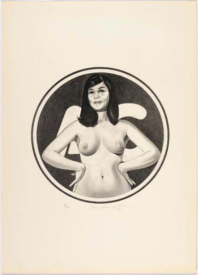 Mel Ramos, 'Nude', 1969