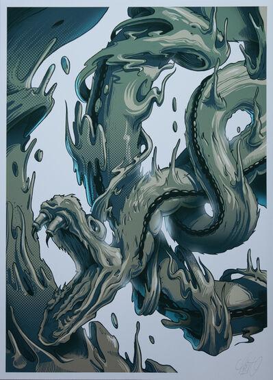 Fat HEAT, 'Venom Print', 2019