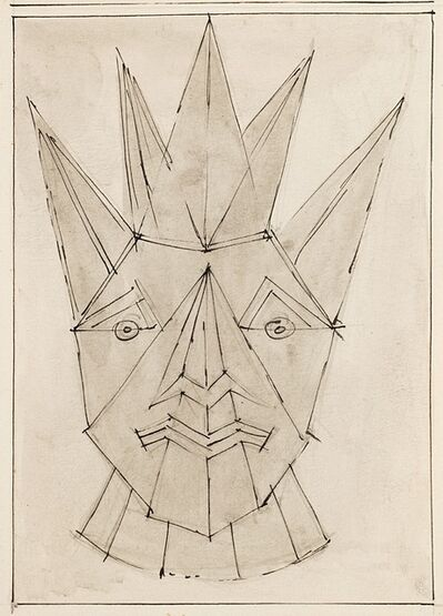 Fortunato Depero, 'Untitled'