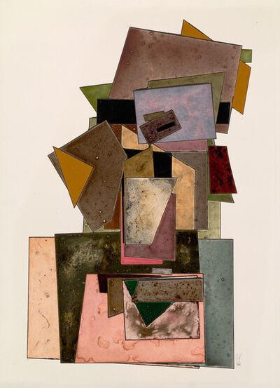 Irving Penn, 'Cards', 1988
