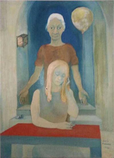 Doris Homann, 'Os Sonhos nas Mãos', 1966