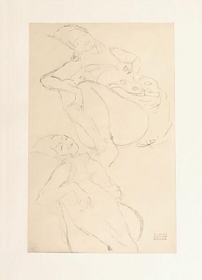 Gustav Klimt, 'Untitled II.II', 1964