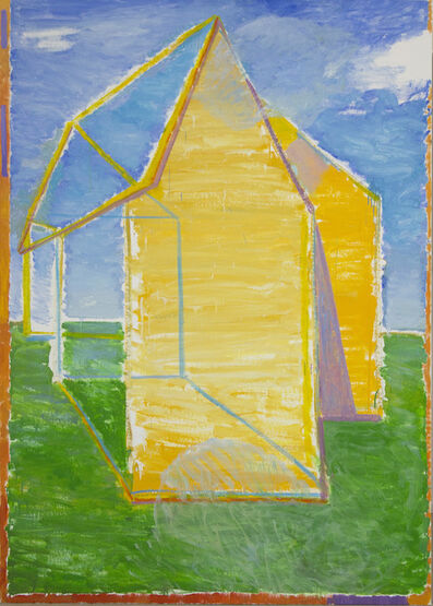 Aušra Vaitkūnienė, 'The Yellow House', 2019