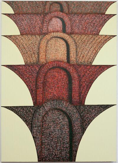 Matt Kleberg, 'Totem Static (Blind Arcade)', 2019