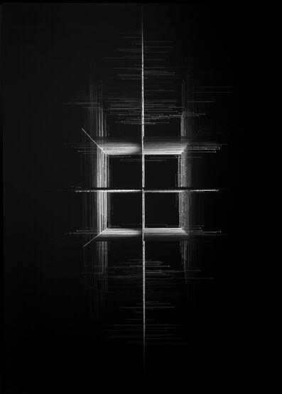 Alper Derinboğaz, 'Space Graph II', 2018