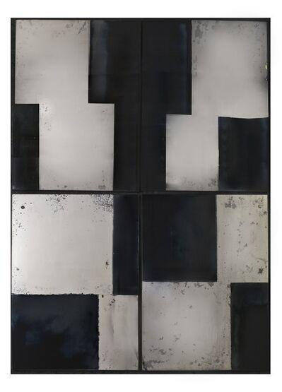 Kiko Lopez, 'Titan's Forge Set of Four Wall Mirrors', 2014