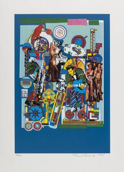 Eduardo Paolozzi, 'Jazz', 1995