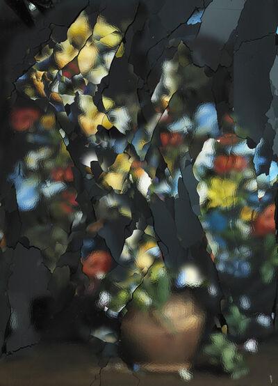 Ori Gersht, 'Material E04 - After J. Brueghel the Elder', 2014