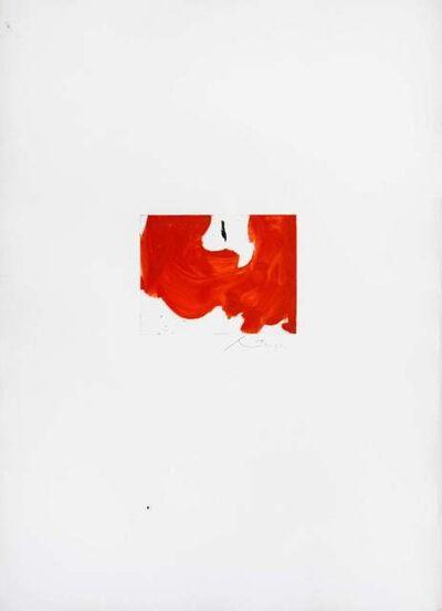 Robert Motherwell, 'Untitled (#19)', 1976