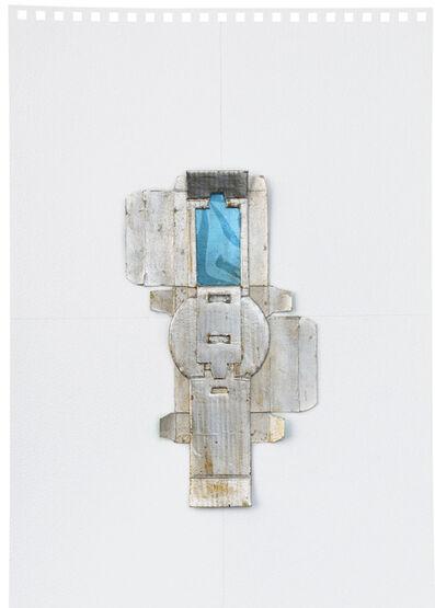 Rachel Whiteread, 'Untitled (Blue)', 2012