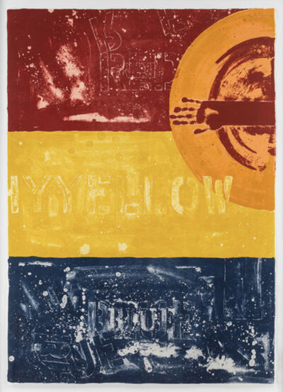 Jasper Johns, 'Periscope I', 1979