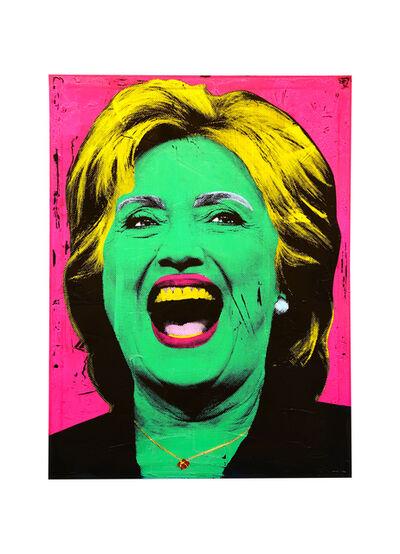 Devon Almarinez, 'Hilary Clinton', 2016