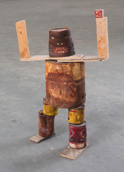 Kristen Morgin, 'Can Monster', 2014