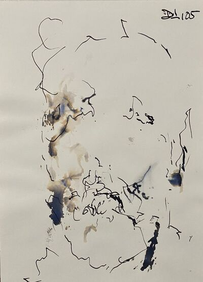 David Stern, 'Self-Portrait', 2020