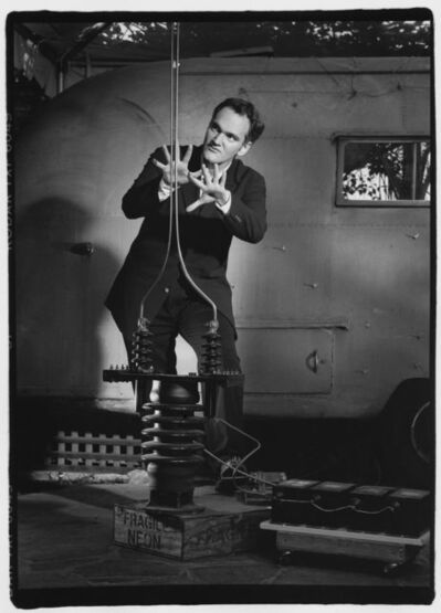 Michael Grecco, 'Quentin Tarantino, Hollywood California', 1995