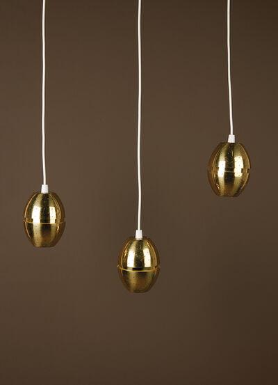 Hans-Agne Jakobsson, 'Set of three ceiling light', vers 1960