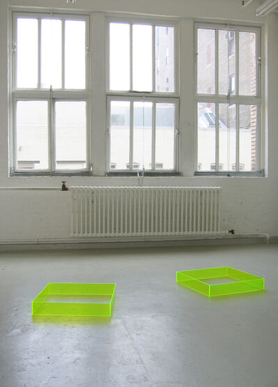 Lynne Harlow, 'Four Kicks', 2005