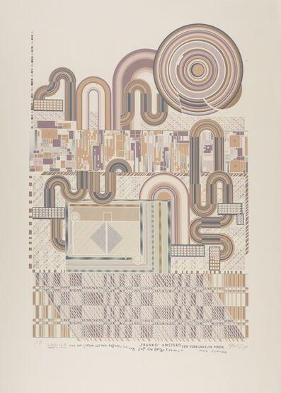 Eduardo Paolozzi, 'Franko' Amsterd (Late Summer)', 1974