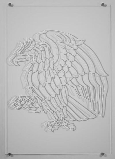 Alex Hernández Dueñas, 'Mexico's Eagle', 2016