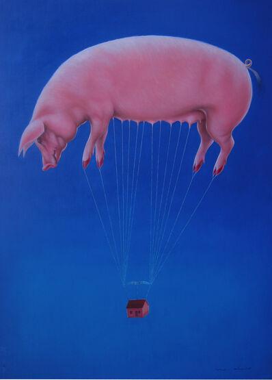Irwan Sukendra, 'Pig Mama ', 2008