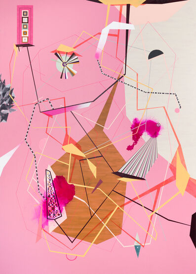 Dannielle Tegeder, 'The Pink Side of Silence', 2019